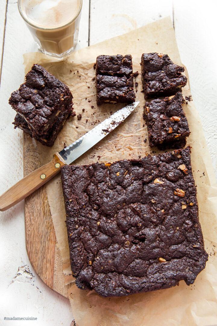 Vegane Brownies | Madame Cuisine Rezept