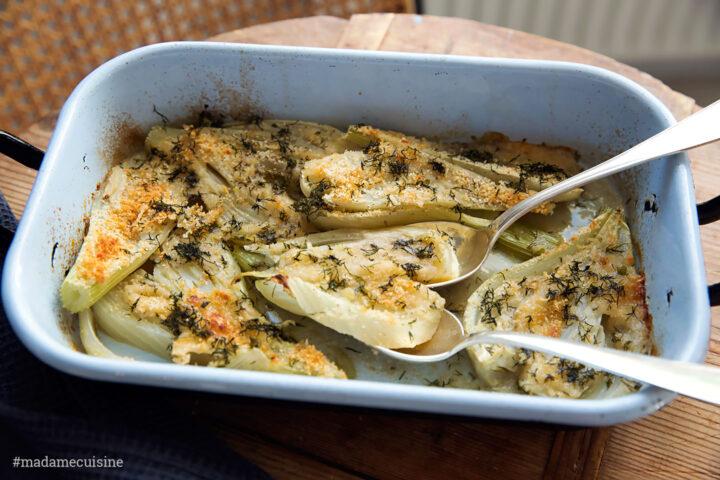 Im Ofen gebackener Fenchel | Madame Cuisine Rezept