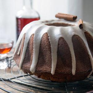 Gewürz-Gugelhupf mit Nuss-Schokolikör   Madame Cuisine Rezept