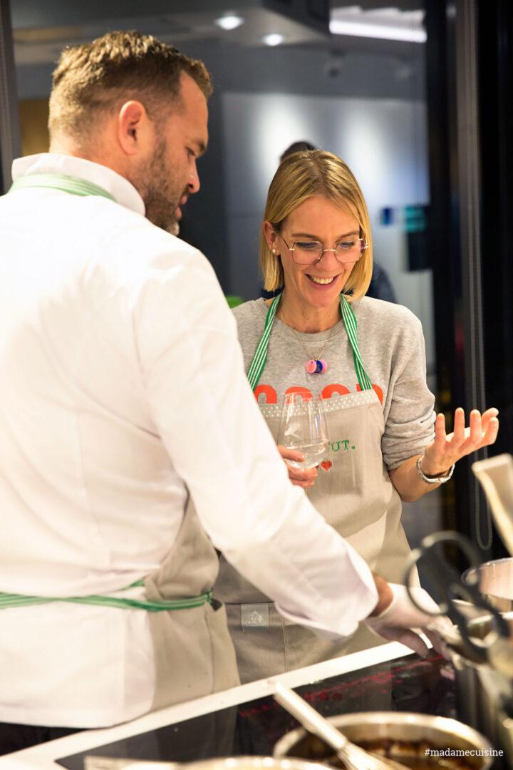 Kürbis-Quiche mit Topfen | Madame Cuisine Rezept