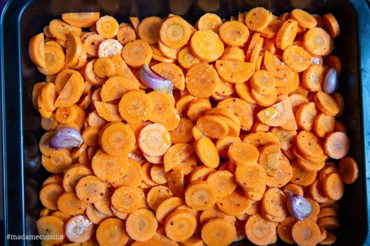 Karotten-Ingwer-Suppe | Madame Cuisine Rezept
