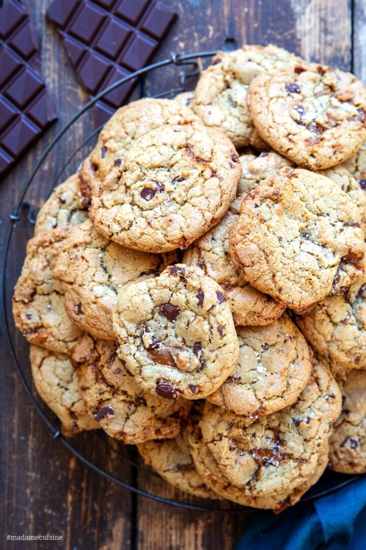 Salted Caramel Cookies | Madame Cuisine Rezept