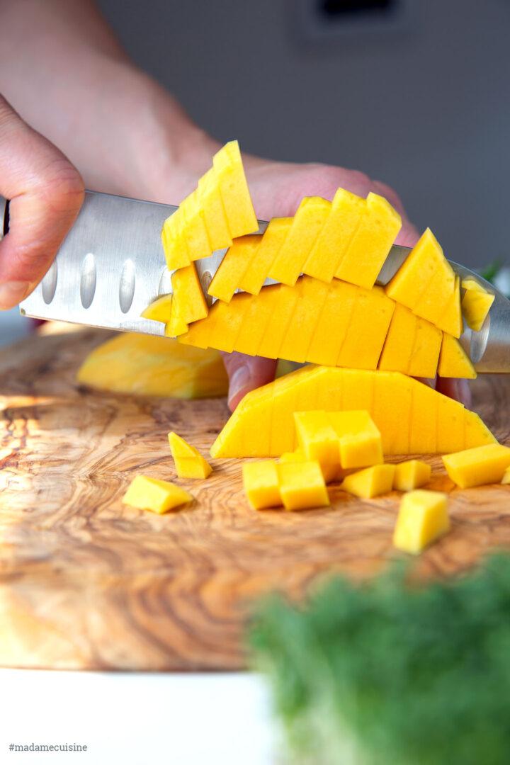 Ceviche vom Saibling mit Mango und Avocado | Madame Cuisine Rezept