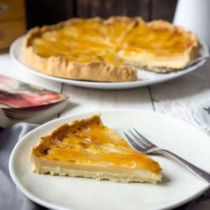 Birnen-Tarte nach Nicolas Barreau   Madame Cuisine Rezept