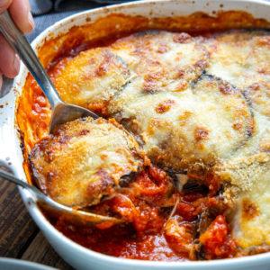 Parmigiana di Melanzane | Madame Cuisine Rezept