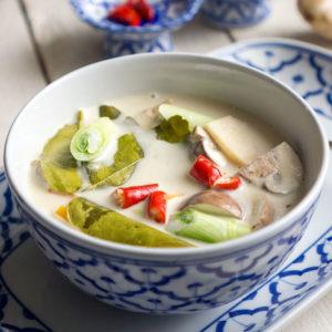 Tom Kha Gai (vegetarische Variante) | Madame Cuisine Rezept