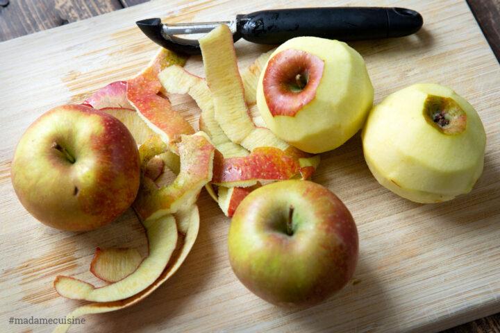 Apfelkompott einfach selbstgemacht | Madame Cuisine Rezept