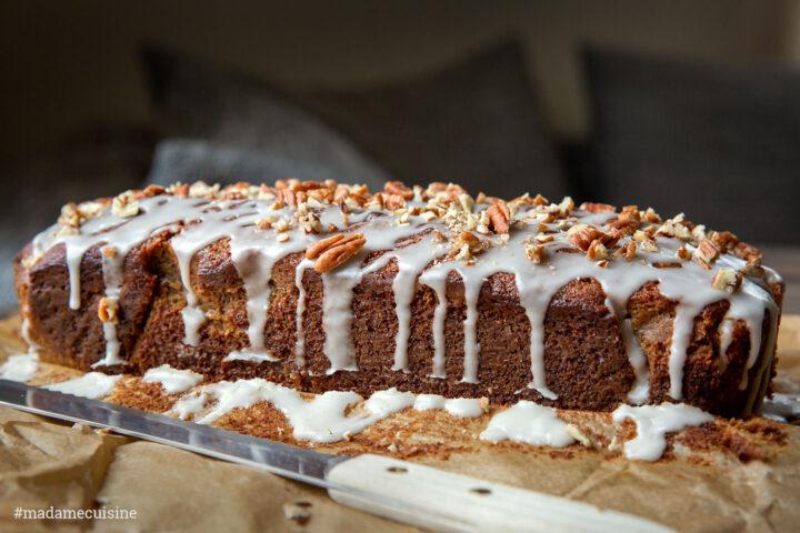 Gingerbread (Ingwerkuchen) | Madame Cuisine Rezept