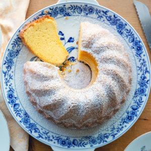 Eierlikörkuchen Gugelhupf   Madame Cuisine Rezept