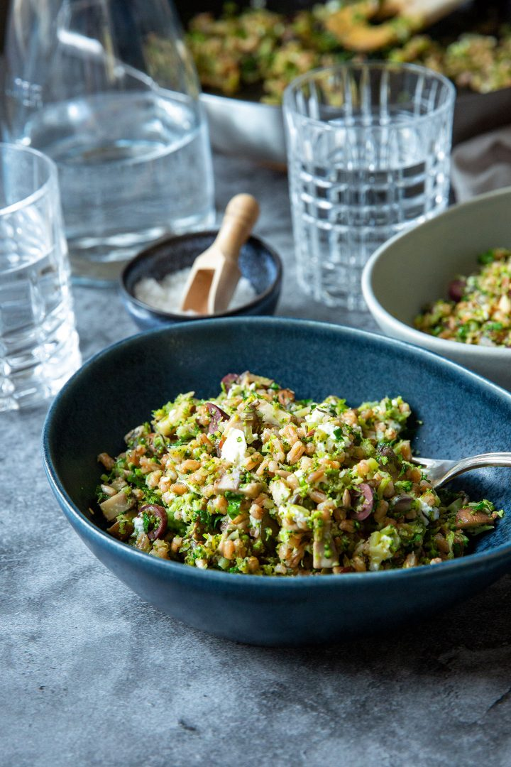 Dinkel-Brokkoli-Pfanne | Madame Cuisine Rezept