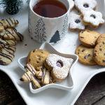 Dreierlei Weihnachtskekse (mit ASA Selection) | Madame Cuisine Rezept