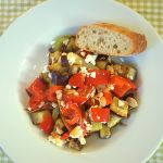 Mediterrane Gemüsepfanne | Madame Cuisine Rezept