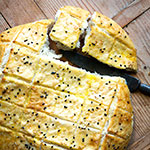 Türkisches Fladenbrot selber backen – ganz einfach | Madame Cuisine Rezept