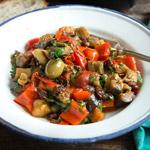 Caponata: Sizilianisches Schmorgemüse | Madame Cuisine Rezept