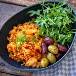 Cajun-Quinoa-Bowl mit Fenchel und Paprika | Madame Cuisine Rezept