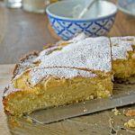 Apfel-Kokos-Apfel-Kuchen