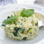Risotto mit Zucchini & Ricotta | Madame Cuisine Rezept