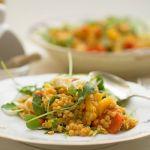 Sommerlicher Linsensalat | Madame Cuisine Rezept