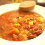 Immer-wieder-Aufwärm-Suppe | Madame Cuisine Rezept