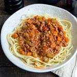 Spaghetti Bolognese | Madame Cuisine Rezept