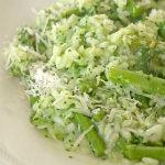 Risotto mit Spargel und Bärlauch | Madame Cuisine Rezept