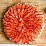 Erdbeertorte mit Puddingcreme | Madame Cuisine Rezept