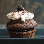 Schwarzwälder Kirsch-Muffins | Madame Cuisine Rezept
