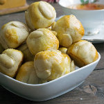 Bethmännchen mit Marzipan und Mandeln | Madame Cuisine Rezept