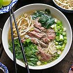 Vietnamesische Nudelsuppe (Pho) | Madame Cuisine Rezept