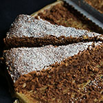 Torta di Cioccolata mit Pinienkernen | Madame Cuisine Rezept