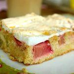 Rhabarberkuchen | Madame Cuisine Rezept
