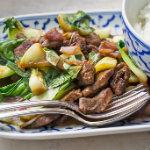 Asiatisches Rind mit Pak-Choi und Chili | Madame Cuisine Rezept