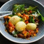 Gnocchi mit Ratatouille-Gemüse | Madame Cuisine Rezept