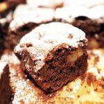 Brownies mit Apfel und Walnüssen | Madame Cuisine Rezept