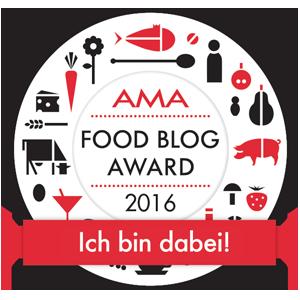 Abstimmen beim AMA Foodblog Award
